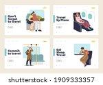 travel and transportation...   Shutterstock .eps vector #1909333357