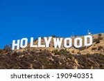 los angeles  ca   november 19 ... | Shutterstock . vector #190940351