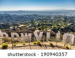 los angeles  ca   november 19 ... | Shutterstock . vector #190940357