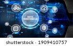 internet  business  technology... | Shutterstock . vector #1909410757