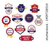 special offer best buy best... | Shutterstock .eps vector #1909728514