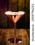 Pornstar Martini Cocktail In A...