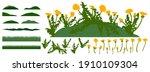 grassland  constructor kit.... | Shutterstock .eps vector #1910109304