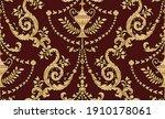 abstract ornamental victorian...   Shutterstock .eps vector #1910178061