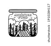 camping badge design. camping...   Shutterstock .eps vector #1910284117