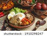 Nasi Gudeg  A Traditional Dish...