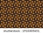 ink set black line drip chian...   Shutterstock .eps vector #1910305651