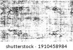 rough black and white texture... | Shutterstock .eps vector #1910458984
