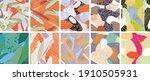 abstract vector seamless... | Shutterstock .eps vector #1910505931