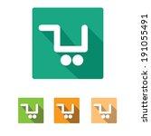 vector flat modern shopping...
