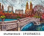 New York Central Park....