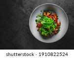 Vegetarian Vegetable Salad With ...