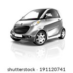 electric car | Shutterstock . vector #191120741
