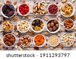 Nuts And Dried Fruits...