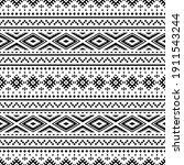 geometric seamless pattern...   Shutterstock .eps vector #1911543244