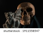 Headless Rider With Gargoyle...