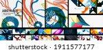 mega collection of vector...   Shutterstock .eps vector #1911577177