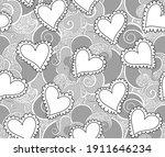 Decorative Valentine Vector...
