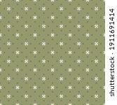 raster geometric floral pattern.... | Shutterstock . vector #1911691414