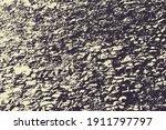 distressed spray grainy violet... | Shutterstock .eps vector #1911797797