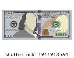 One Hundred Dollar Bill  New...