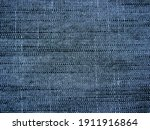 Dark Blue Denim Jeans Fabric...