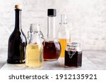 Original Glass Bottles With...