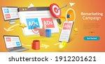 3d isometric flat vector... | Shutterstock .eps vector #1912201621