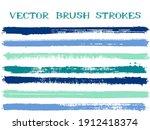 mottled ink brush strokes... | Shutterstock .eps vector #1912418374
