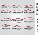 car logo vector illustration...   Shutterstock .eps vector #1912486354