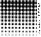 black halftone background.... | Shutterstock .eps vector #1912559947