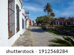 Uruguay  Streets Of Colonia Del ...