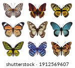 Collection Of Multicolored...