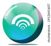 cartoon network wifi button...