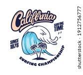 California Surfing Championship....