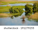 danube delta landscape   Shutterstock . vector #191279255