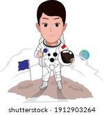 cartoon caricature character of ...   Shutterstock .eps vector #1912903264