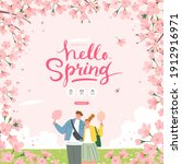Spring Sale Template With...