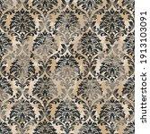 damask arabesque baroque... | Shutterstock .eps vector #1913103091