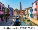 Burano  Italy  Sep. 2020   A...