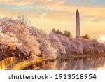 Washington Monument During The...