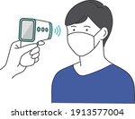 illustration material of...   Shutterstock .eps vector #1913577004