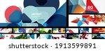 mega collection of vector...   Shutterstock .eps vector #1913599891
