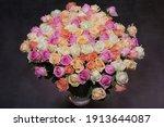 Beautiful Huge Bouquet Of...