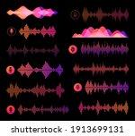 voice recognition soundwaves...
