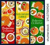 bulgarian cuisine restaurant... | Shutterstock .eps vector #1913700904