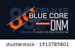 blue core denim  modern and... | Shutterstock .eps vector #1913785801