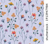 seamless pattern with hand...   Shutterstock . vector #1913947984