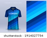 fabric textile for sport t... | Shutterstock .eps vector #1914027754
