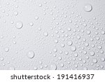 water drops background | Shutterstock . vector #191416937